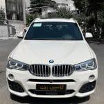 اجاره BMW X3 در تهران