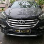 اجاره سانتافه در تهران